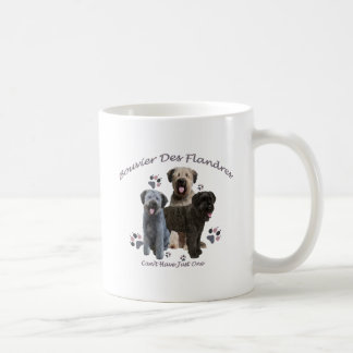 Bouvier Des Flandres Can't Have Just One Coffee Mug