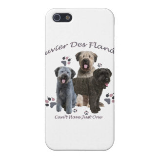 Bouvier Des Flandres Can't Have Just One iPhone SE/5/5s Cover