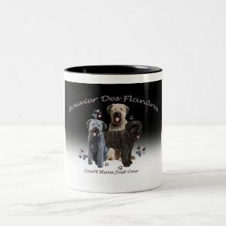 Bouvier des Flandres Can't Have Just One Mug