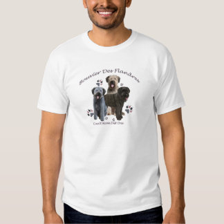 Bouvier Des Flandres Can't Have Just One T-shirt