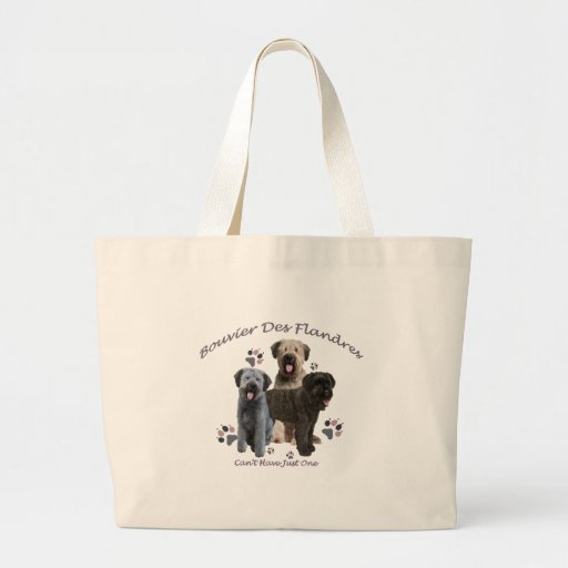 Bouvier Des Flandres Can't Have Just One Tote Bag