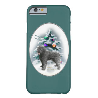 Bouvier des Flandres Christmas Barely There iPhone 6 Case