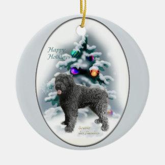 Bouvier des Flandres Christmas Gifts Ornament