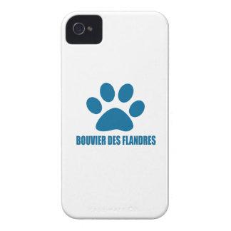 BOUVIER DES FLANDRES DOG DESIGNS iPhone 4 CASE
