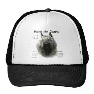 Bouvier des Flandres History Design Hats