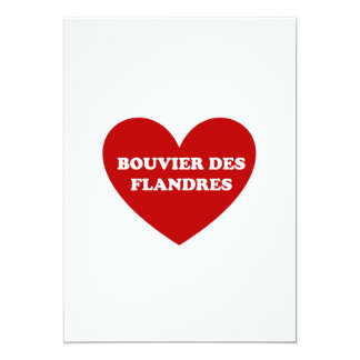 Bouvier des Flandres Personalised Invitations