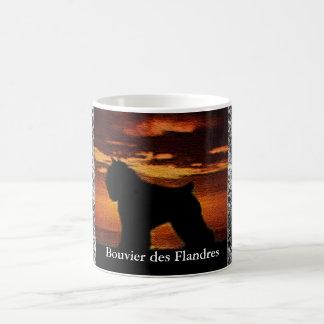 Bouvier des Flandres Mugs