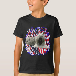 Bouvier des Flandres Patriot T-Shirt