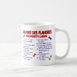 BOUVIER DES FLANDRES PL2 CLASSIC WHITE COFFEE MUG