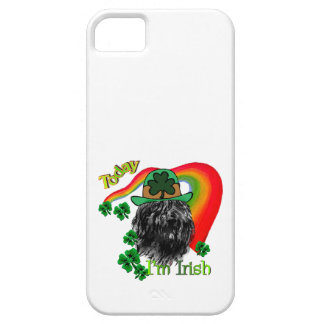 Bouvier des Flandres St Patricks iPhone SE/5/5s Case