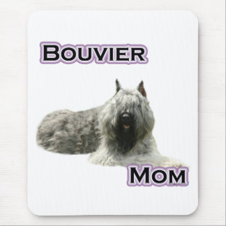 Bouvier Mom 4 - Mouse Pad