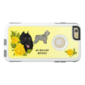 Bouvier, Yellow Roses Commuter iPhone 6/6s Plus