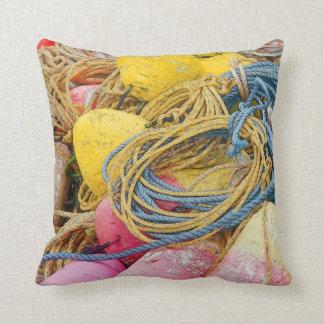Bouys & Ropes, pillow