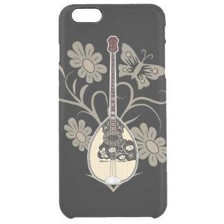Bouzouki Clear iPhone 6 Plus Case
