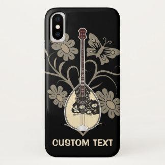 Bouzouki iPhone X Case
