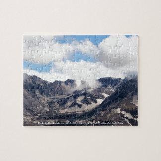 Bóveda 2 de la lava del Monte Saint Helens Puzzle