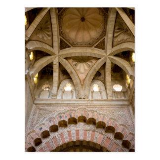 Bóveda de Capilla de Villaviciosa Vaulted Postales