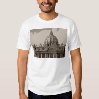 Bóveda de la basílica Roma de St Peters Poleras