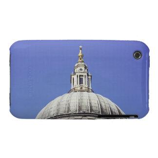 Bóveda de la catedral de San Pablo en Londres, iPhone 3 Case-Mate Coberturas