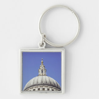 Bóveda de la catedral de San Pablo en Londres, Ing Llavero Cuadrado Plateado
