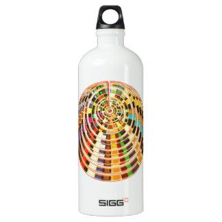 Bóveda de la energía del UFO 3D - espectro de la