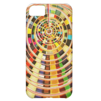 Bóveda de la energía del UFO 3D - espectro de la o Carcasa iPhone 5C