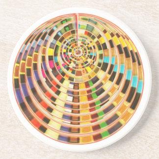 Bóveda de la energía del UFO 3D - espectro de la o Posavasos Diseño
