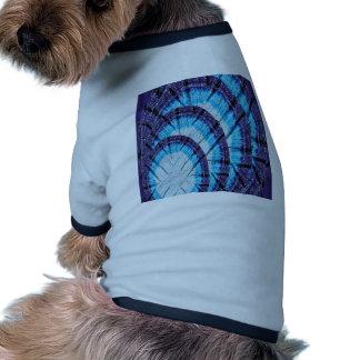 BÓVEDA de la luz de luna azul para el ahorro de Camiseta Con Mangas Para Perro