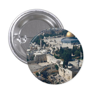 Bóveda de la roca, ciudad vieja Jerusalén, Israel Pins