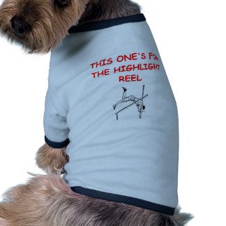 bóveda de polo camiseta con mangas para perro