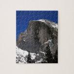 Bóveda de Yosemite Moonrisehalf Rompecabeza