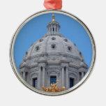 Bóveda del capitolio de Minnesota Adorno Para Reyes