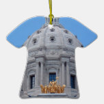 Bóveda del capitolio de Minnesota Ornatos