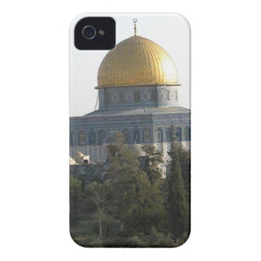 Bóveda del caso del iPhone 4 de la roca iPhone 4 Case-Mate Carcasas