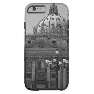 Bóveda del caso del iPhone 6 de Roma de la Funda De iPhone 6 Tough