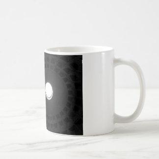 Bóveda del panteón taza de café