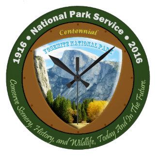 Bóveda del reloj centenario del parque nacional