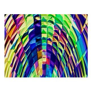 Bóveda mágica V1 del modelo del diamante del arco Postal