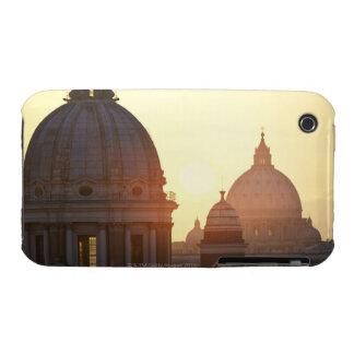 Bóvedas de la iglesia y de St. 2 de Corso del al iPhone 3 Protectores