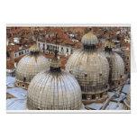 Bóvedas de San Marco Felicitaciones