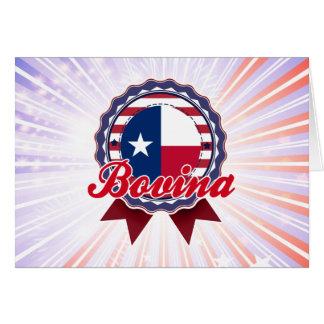 Bovina, TX Greeting Card