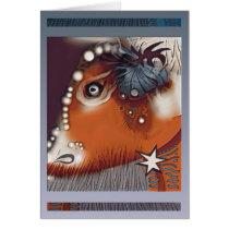 Bovine vision card