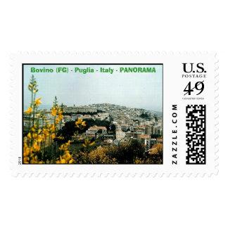 Bovino 1976 01 , Bovino (FG) - Puglia - Italy -... Postage