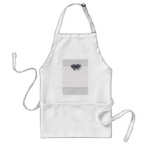 Bow Adult Apron