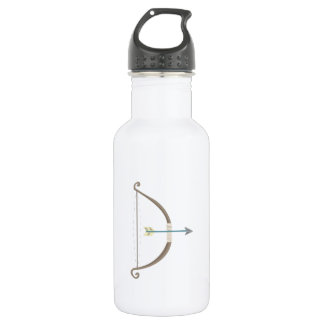 Bow and Arrow 18oz Water Bottle