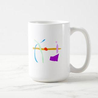 Bow and Arrow All Alone Coffee Mug