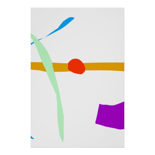 Bow and Arrow All Alone Poster