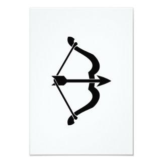 Bow and Arrow Card