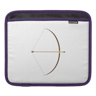 Bow and Arrow iPad Sleeves