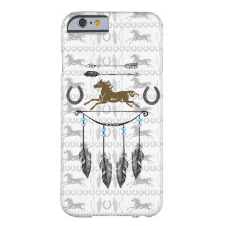 Bow and Arrows and Southwest Horse Barely There iPhone 6 Case